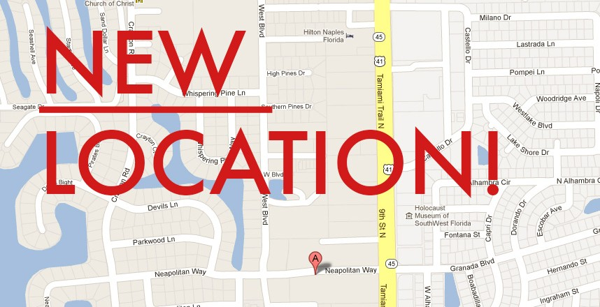 NEW Location Option- Western Branch